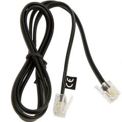 Jabra connection cable for dealer boards